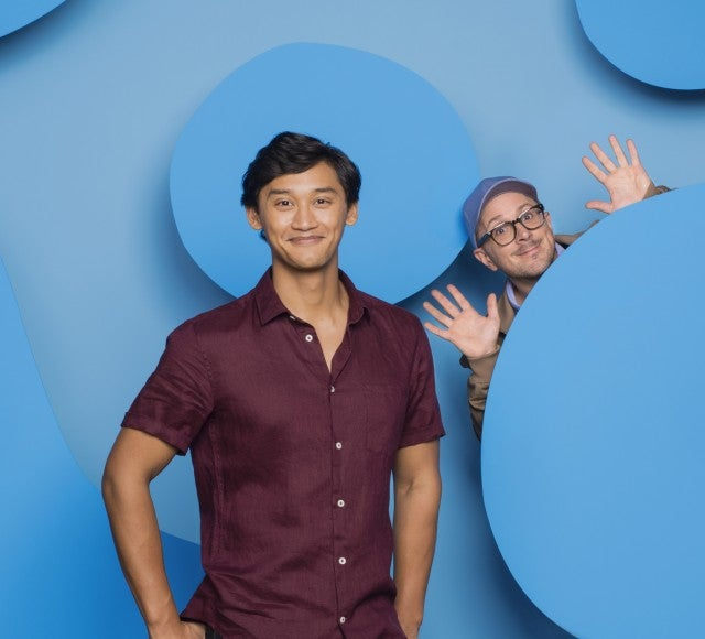 Aladdin Actor Joshua Dela Cruz Will Lead Nickelodeon's Blue's Clues Reboot
