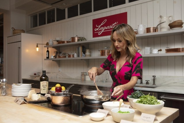 Giada De Laurentiis dinner in NYC