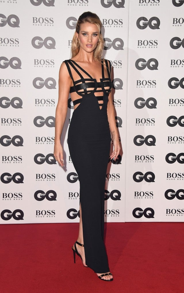 Rosie Huntington-Whiteley 2018 GQ Men of the Year awards