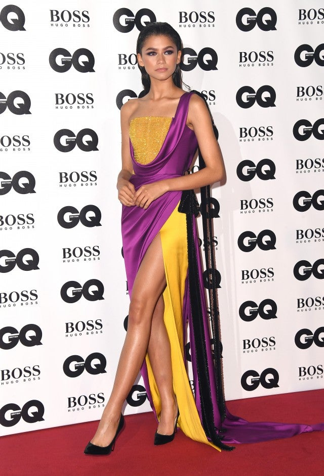 Zendaya 2018 GQ Men of the Year Award
