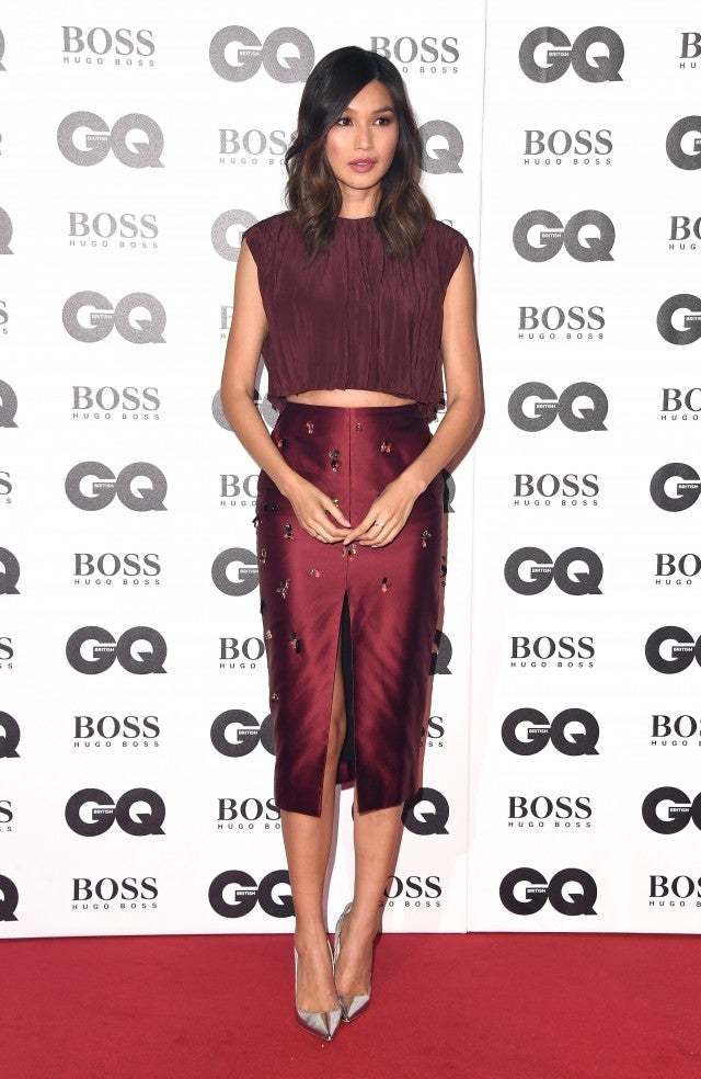 Gemma Chan GQ Men of the Year Awards
