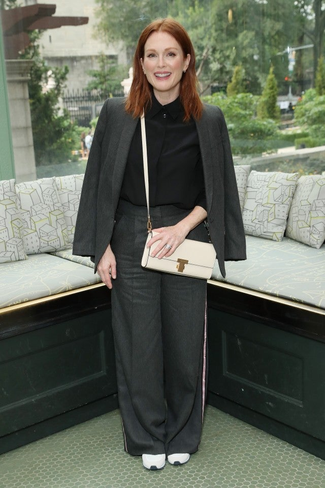Julianne Moore Tory Burch show