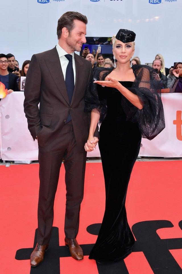 Lady gaga bradley cooper toronto international film festival tiff 2018