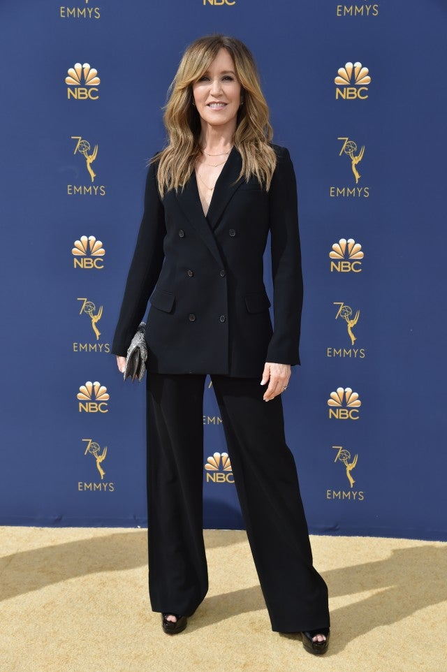 Felicity Huffman Emmys 2018