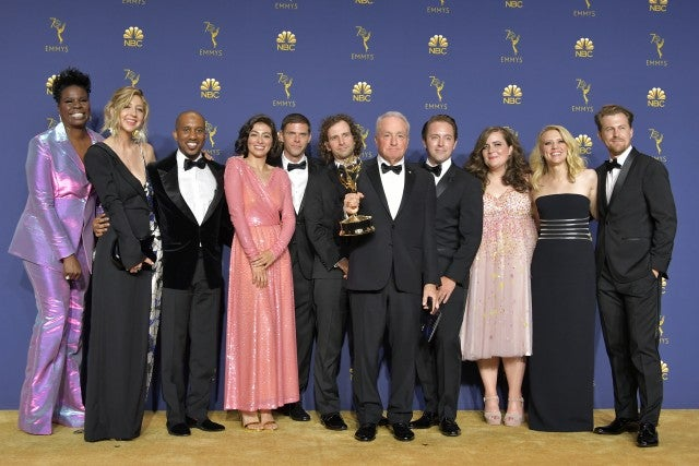 2018 Emmys, Saturday Night Live