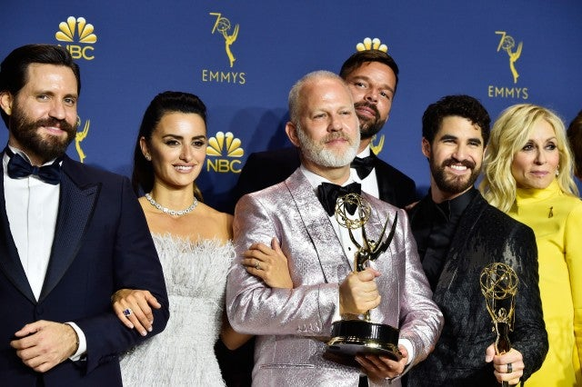 2018 Emmys, Ryan Murphy, American Crime Story