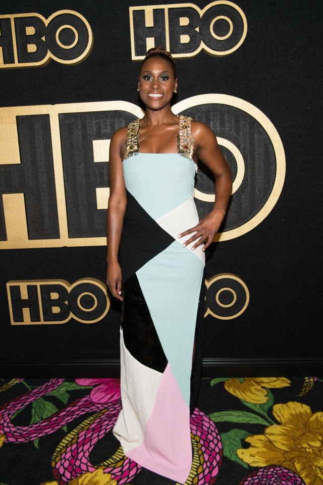 Issa Rae Emmys after party