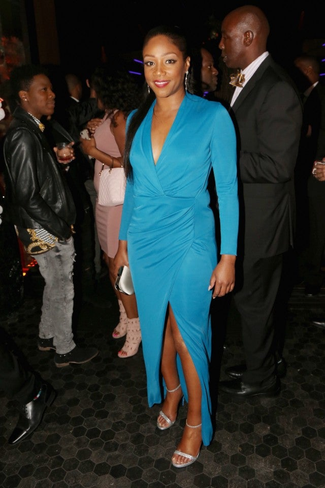 Tiffany Haddish Emmys after party