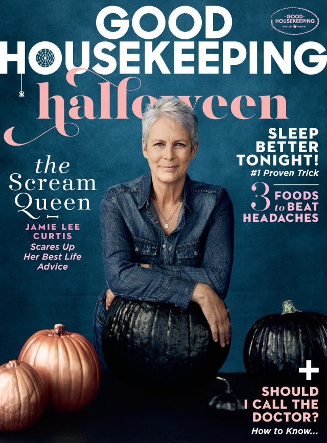 Jamie Lee Curits Goodhousekeeping Cover