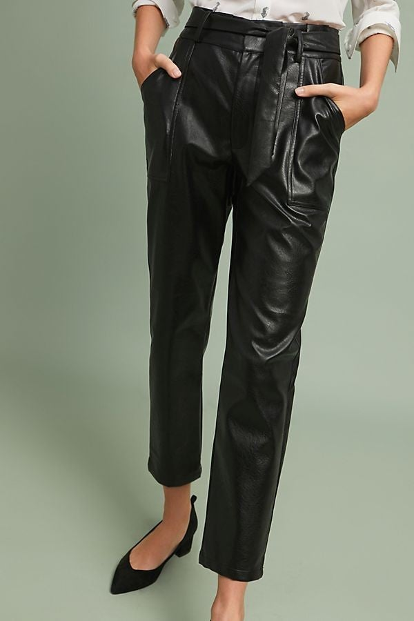 Greyling leather pants