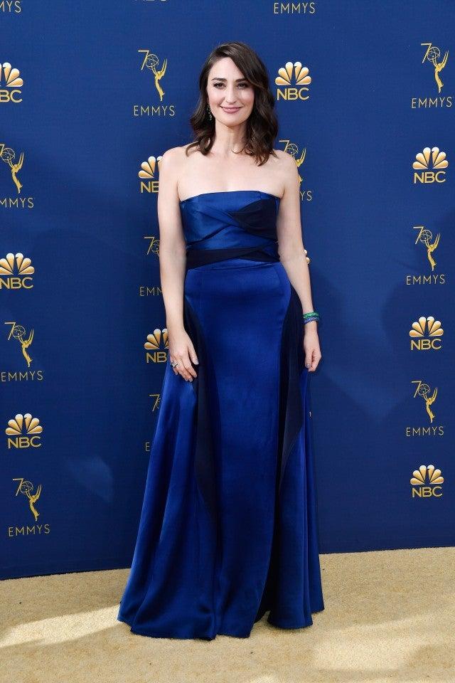 Sara Bareilles Emmys 2018