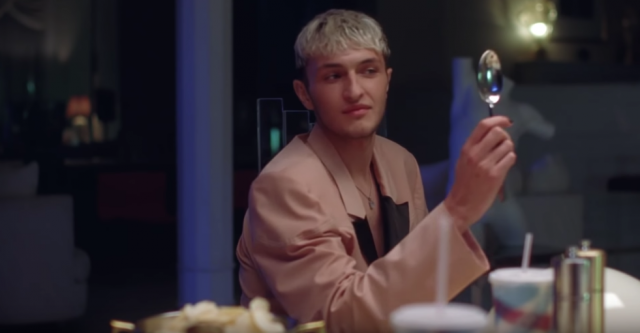 Anwar Hadid Vogue video