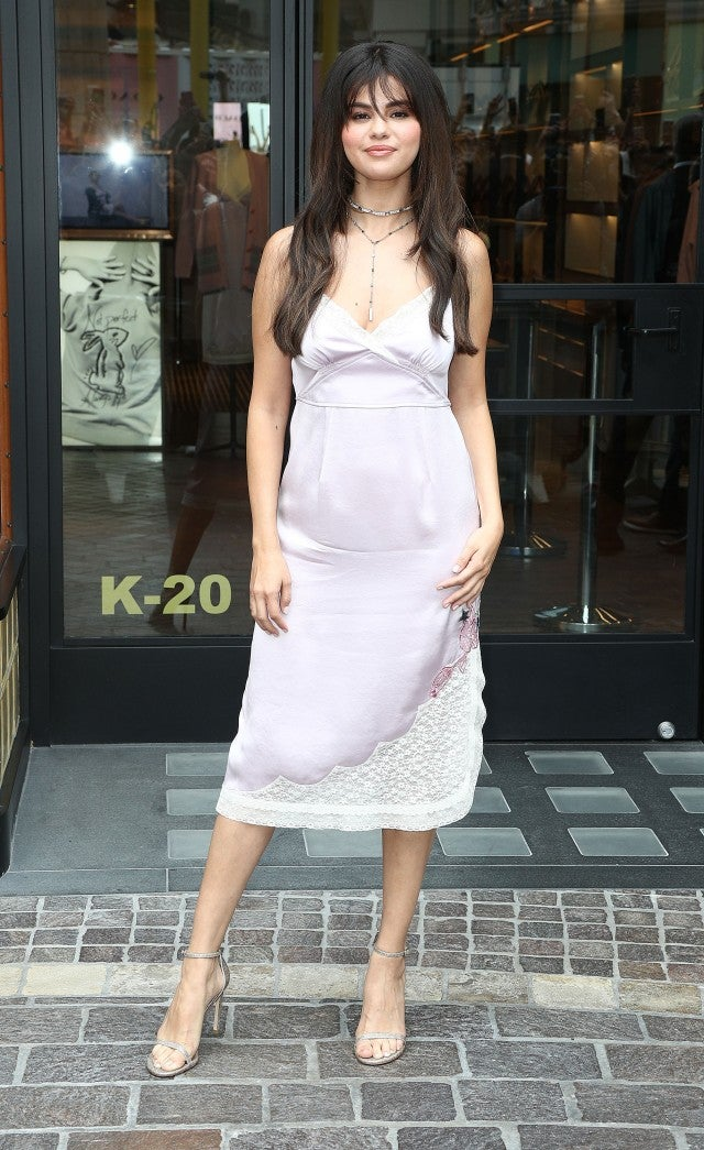 Selena Gomez Rocks the Perfect Slip Dress for Day and Night -- See ... 98b386851f585