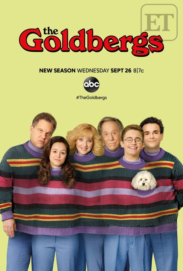 The Goldbergs Debuts Quirky Family Portrait In Season 6
