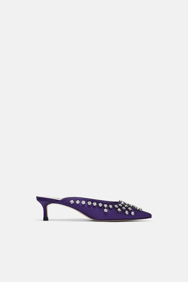 Zara embellished shoes