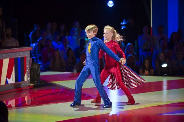 Dancing With the Stars: Juniors' Eliminates Third Couple