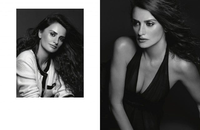 Penelope Cruz Chanel ad
