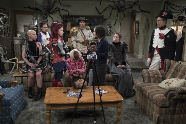 the conners halloween