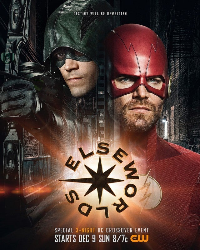 Arrow Flash crossover Elseworlds