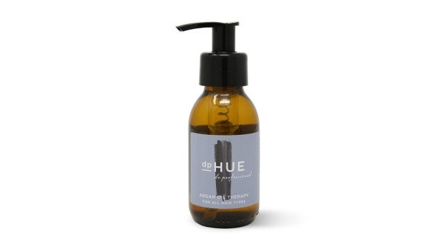 dpHUE argan oil