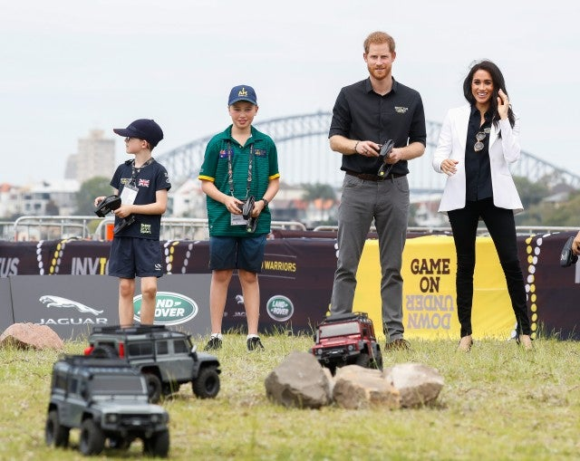 Meghan, Duchess of Sussex skips royal tour event to rest