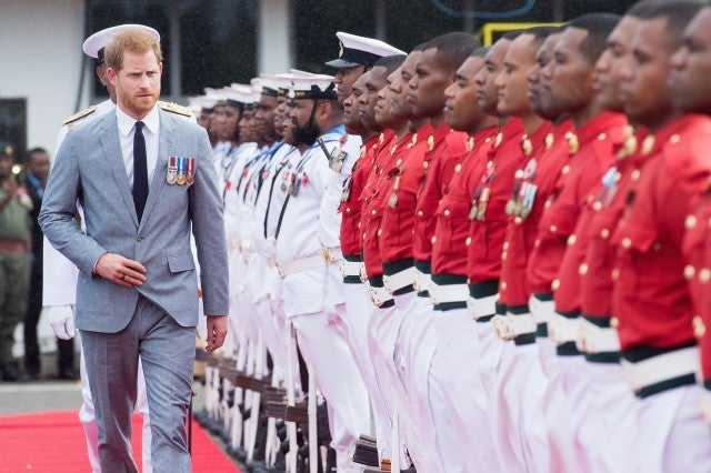 prince harry fiji