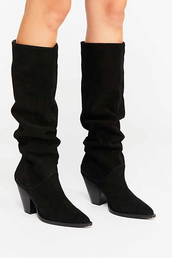 Jane & the Show slouchy boots