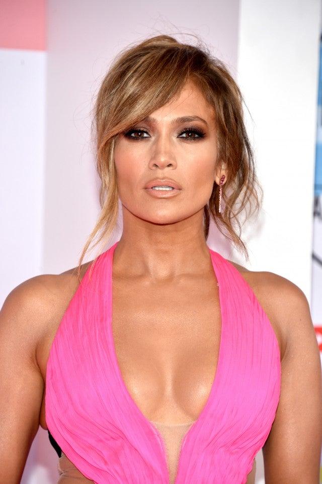 Jennifer Lopez AMAs 2018