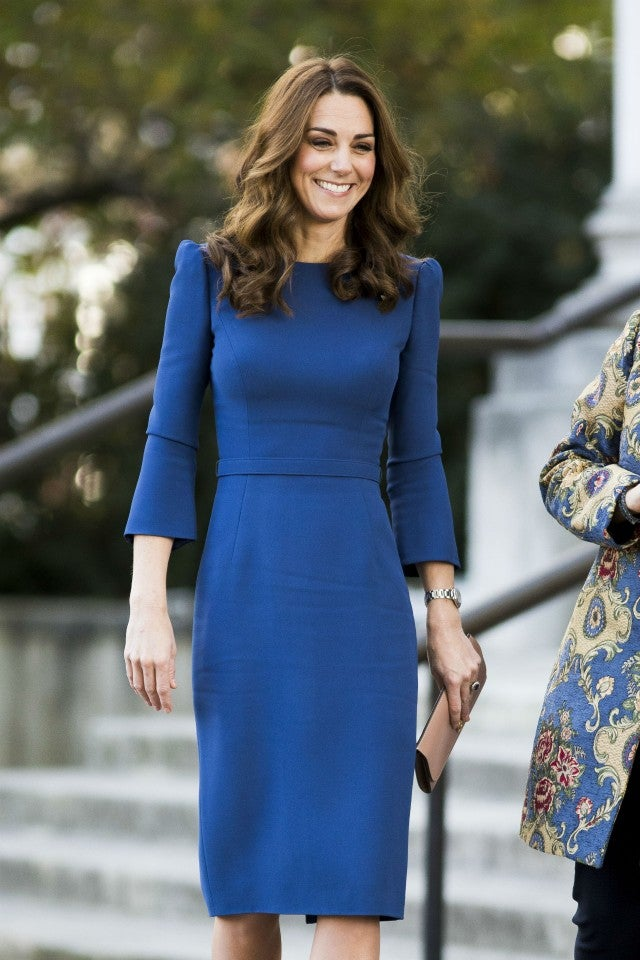 Kate Middleton Shows Off Her Enviable Figure 6 Months