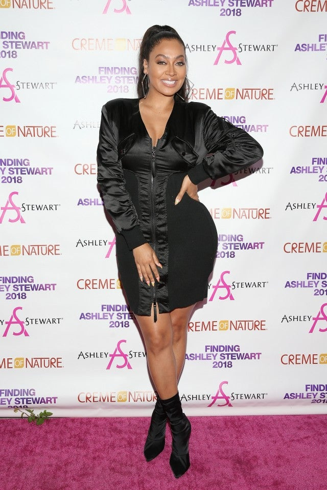 Lala Anthony 2nd annual Finding Ashley Stewart Finale