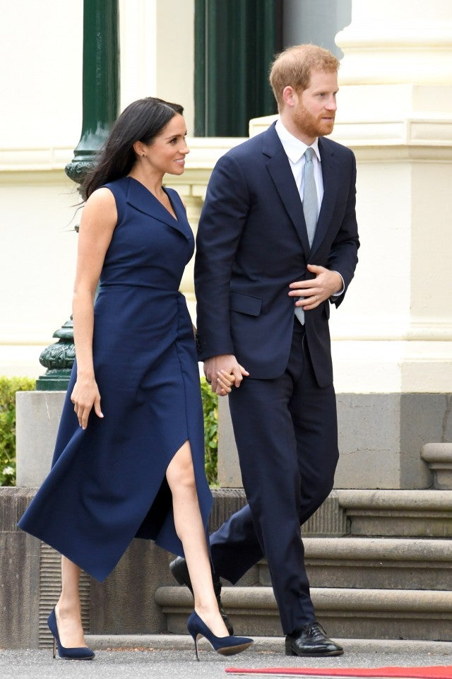 Meghan Markle Prince Harry Melbourne