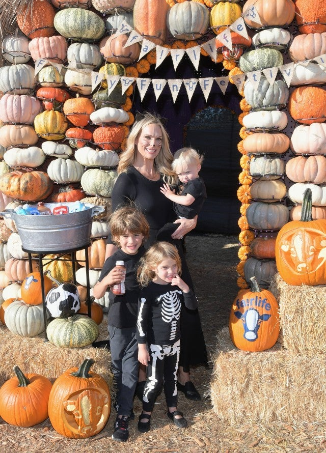 Molly Sims Pumpkin Patch