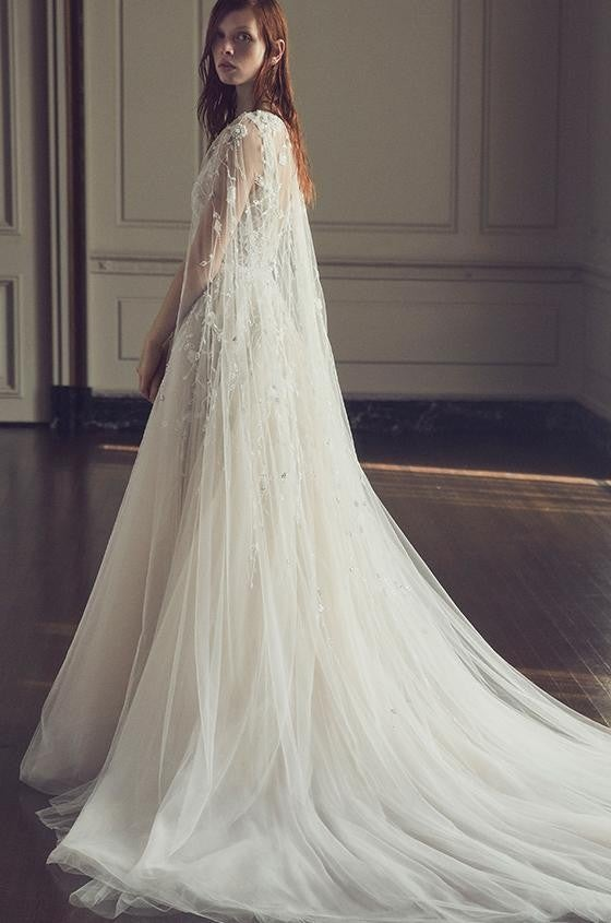 The Wedding Dress Trend That Has Meghan Markle Written All Over It ...