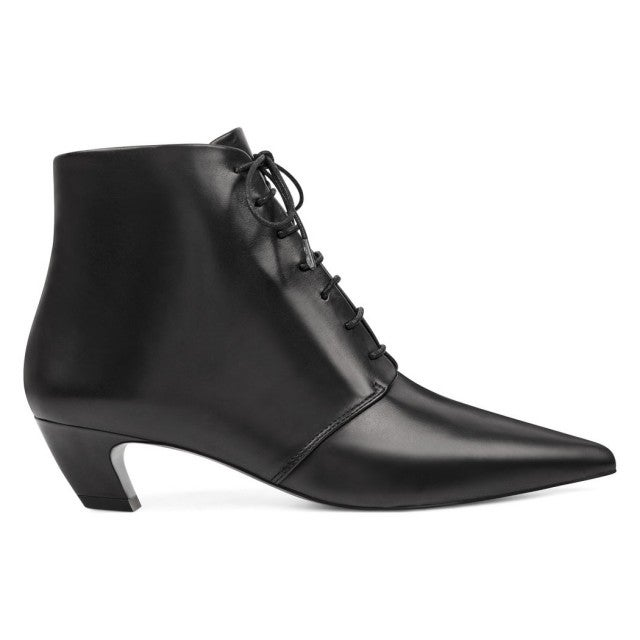 Nine West lace-up booties
