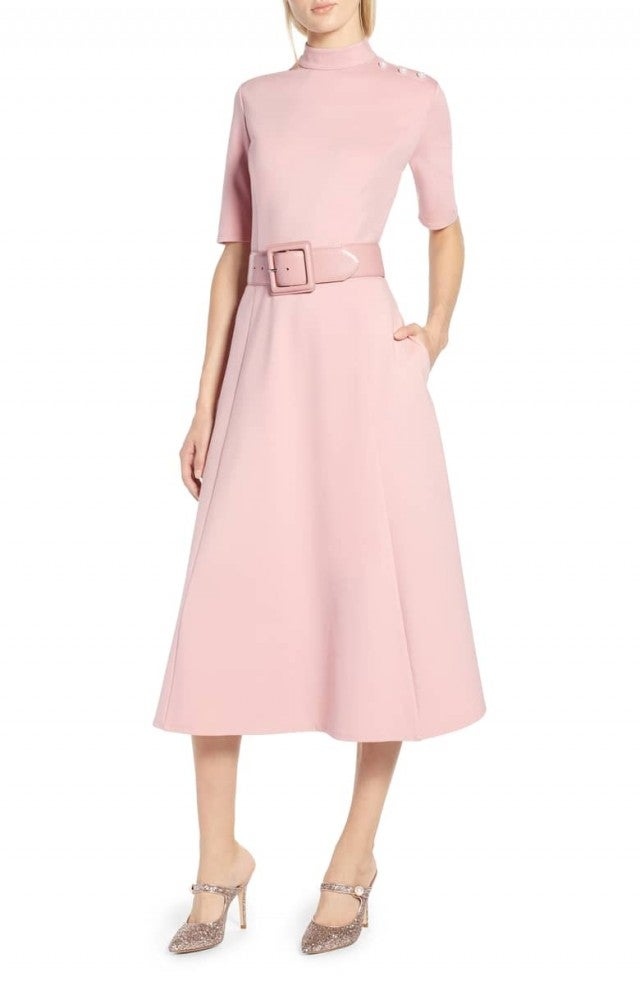 Atlantic-Pacific pink dress