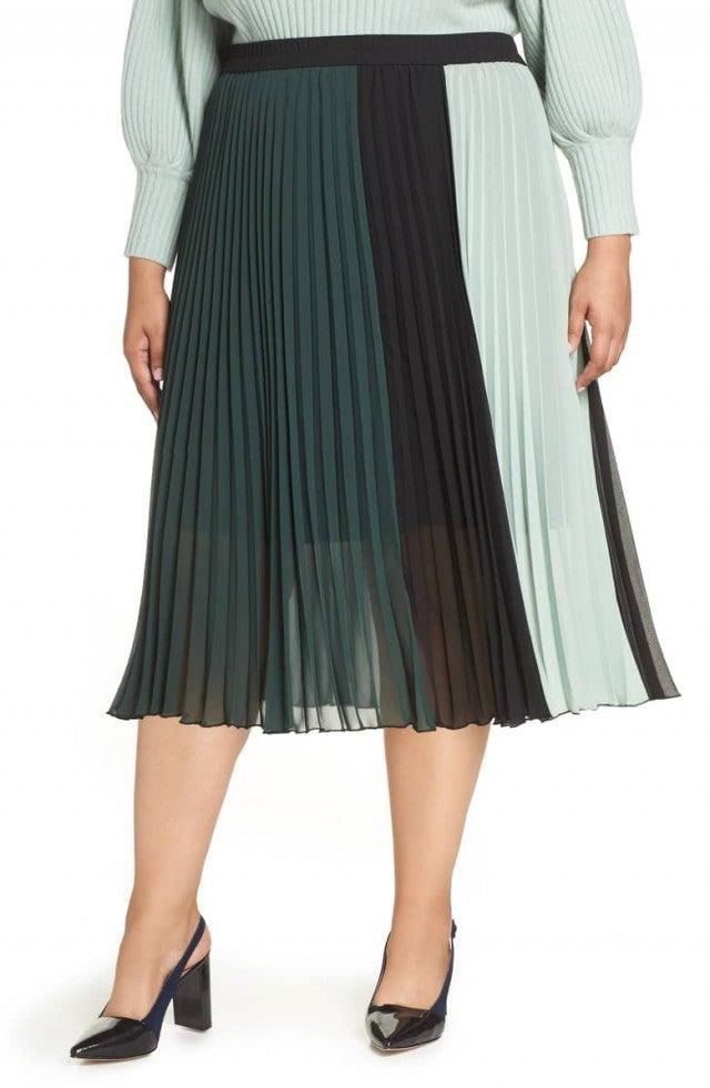 Atlantic-Pacific skirt