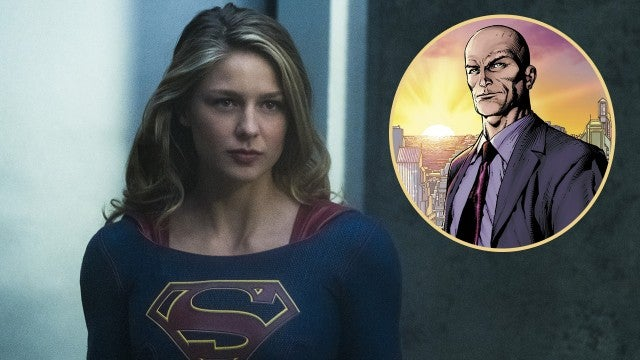 supergirl lex luthor