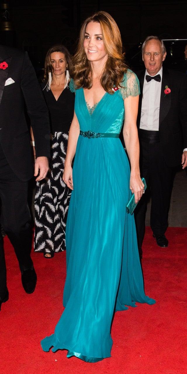 Kate Middleton at Tusk Conservation Awards