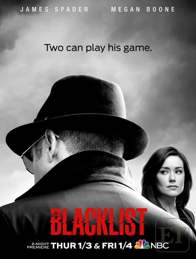 Megan boone blacklist - 1 10