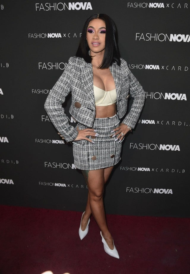 Cardi B Actually Heartbroken Despite Putting On Brave: Cardi B Shares The Heartbreaking Reason She's 'Scared' To