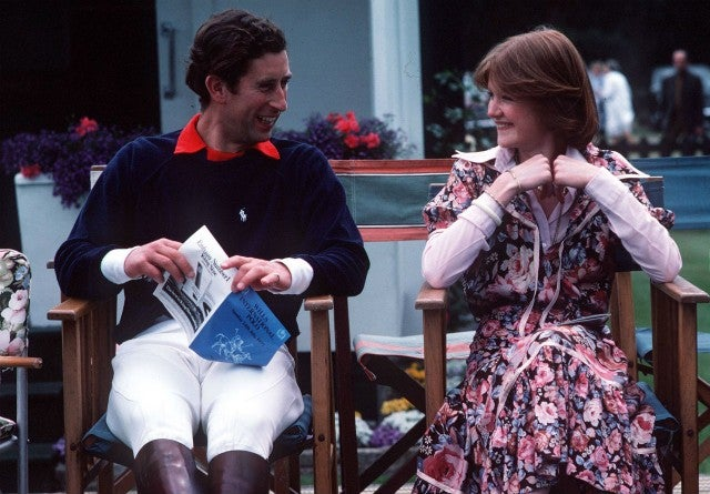 Prince Charles and Sarah Spencer