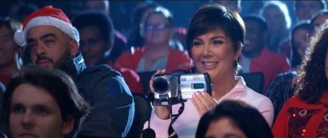 Kris Jenner in Thank U Next