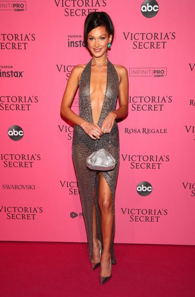 Bella Hadid Victoria's Secret After Occasion