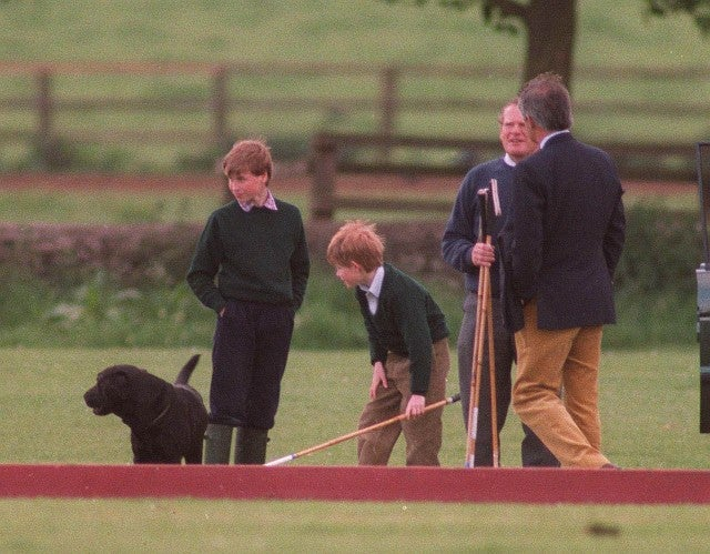 The Royal Family, 1995