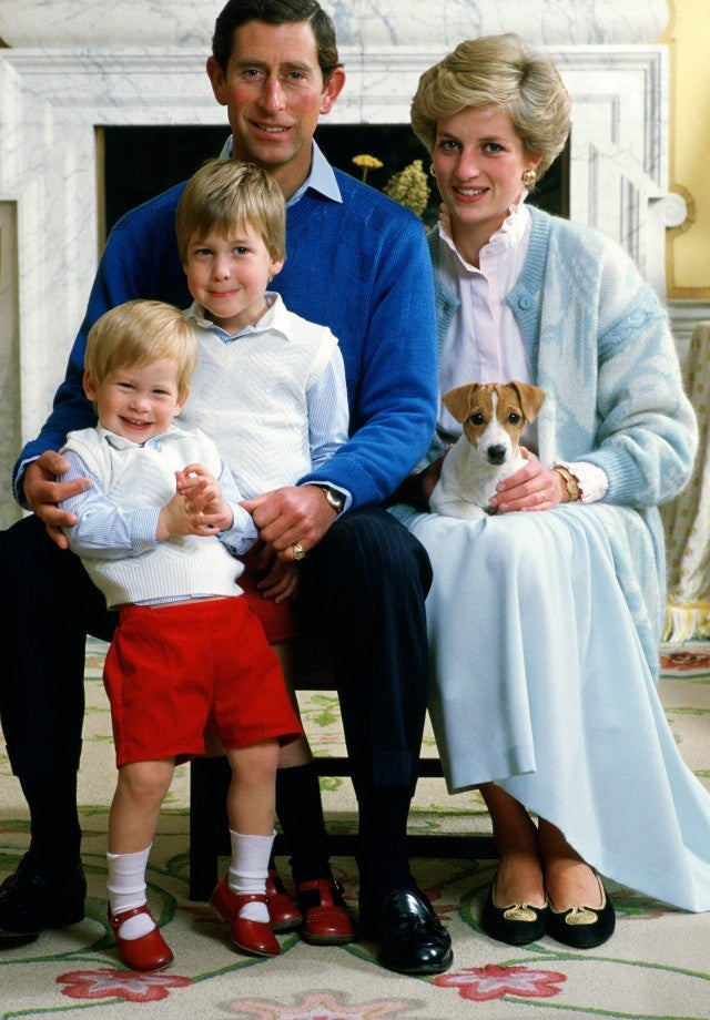 The Royal Family 1986