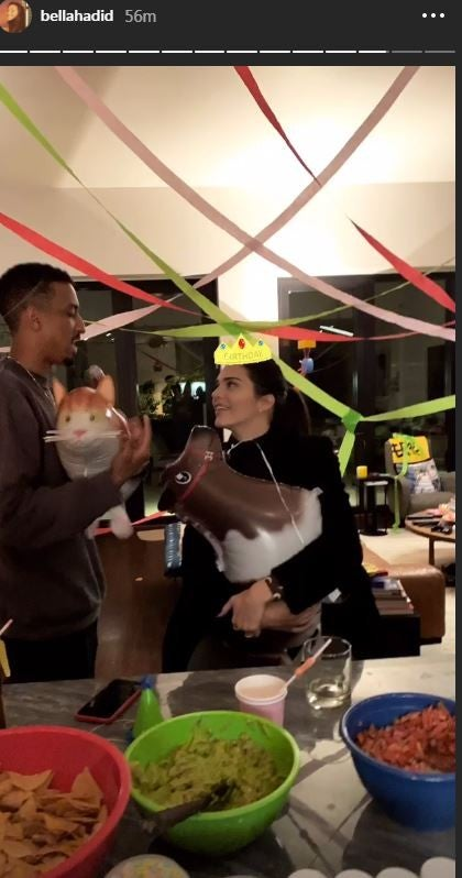 Kendall Jenner 23rd Bday