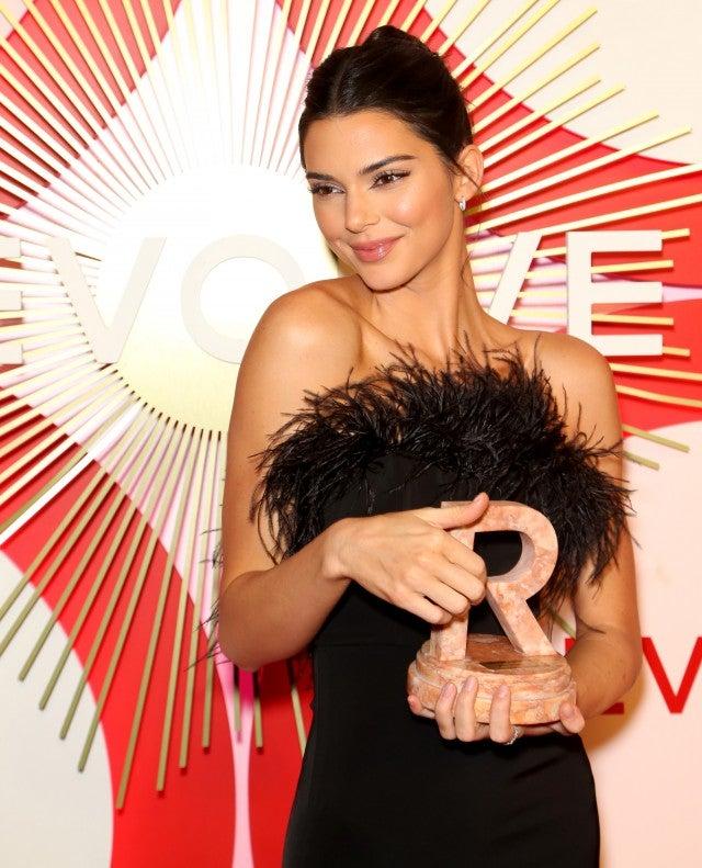 Kendall Jenner 2018 Revolve Awards