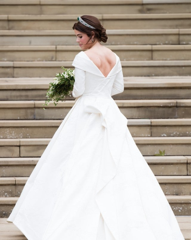 175a2a88816 15 Most Breathtaking Celebrity Wedding Dresses of 2018 ...