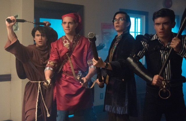 Riverdale Heads Back In Time For A Breakfast Club
