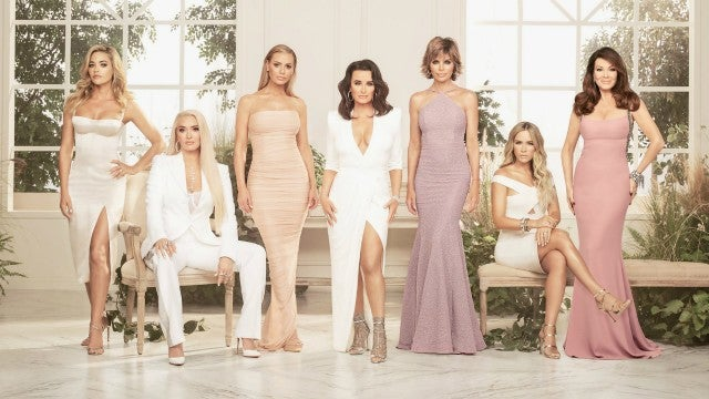 The 'Real Housewives of Beverly Hills' cast.